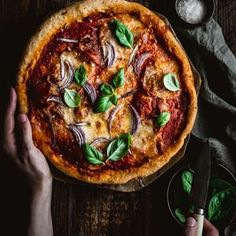 Domca pizza Nikdy nebude chuti ako z talianskej pizzerie Vegetable Pizza, Ale, Vegetables, Instagram Posts, Food, Vegetable Recipes, Eten, Ales, Veggie Food