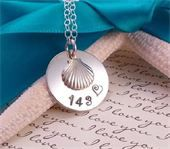 All Hand Stamped One4three (143) Jewelry is one of a kind.