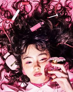 Pin on 美少女 Aesthetic Photo, Pink Aesthetic, Pretty People, Beautiful People, Draculaura, Portrait Photography, Fashion Photography, Model Face, Portraits