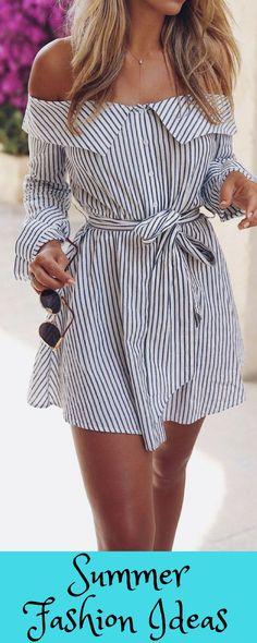 #Summer #Fashion #Outfit #Ideas