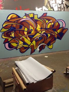 PESE today at the Zap Graffiti Arts studio, Liverpool. Free space for artists, all year round! www.zapgraffiti.co.uk