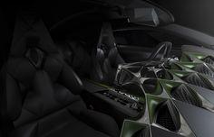 Salon Automobile Genève 2016 : DS e-TENSE Concept