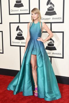 Most Likely To Be Flanked By A Model Entourage: Taylor Swift