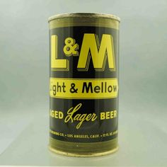 L & M Lager Beer , 1955