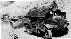 Morris C8 / FWD Field Artillery Tractor (FAT) - Google Search