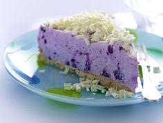 Unser beliebtes Rezept für Blaubeer-Frischkäsekuchen mit weißer Schokolade und mehr als 55.000 weitere kostenlose Rezepte auf LECKER.de.
