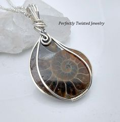 Perfectly Twisted Handmade Wire Wrapped Beaded and Gemstone Jewelry #handmadejewelry