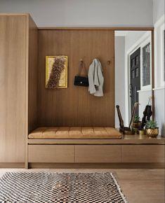 Home Entrance Decor, House Entrance, Home Decor, Entryway Decor, Flack Studio, Australian Homes, Home Interior Design, Interior Inspiration, Bedroom Decor