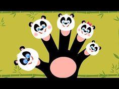 Finger family song | nursery rhymes for kids - YouTube