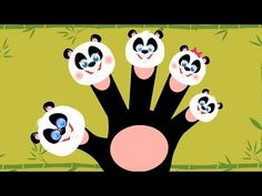 Finger family song | nursery rhymes for kids - YouTube