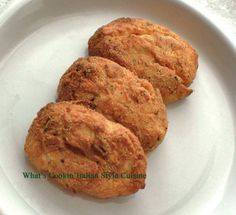 make paleo with almond flour & add eggs to bind ... What's Cookin' Italian Style Cuisine: Italian Style Sweet Potato Croquette Recipe