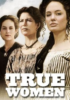 (TV - Rent for 3 days) The parallel stories of two friends who grow up to be two very different young women in the Old West.