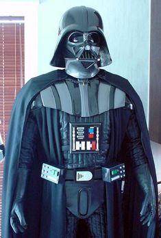 Darth Vader Lifesize Cape - So austere, but I would like it in a herringbone.