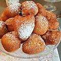 Salem Bonjour, De délicieux beignets de mon enfance, ma maman les préparait le matin tôt et je ne vous raconte pas l'odeur qui embaumait...