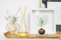 diy reed diffusers   apartment therapy