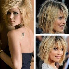 Hey, girls! Do you like wearing shaggy hairstyles? If yes, then you should definitely try one this season. Shaggy hairstyles can work for medium to long hair and they are being a best way to grow out a short hair that you cut last season. Lots of layers and feathery ends will create a modern[Read the Rest]