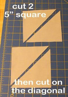 Step Using a seam, Quilt Square Patterns, Beginner Quilt Patterns, Quilt Block Patterns, Square Quilt, Pattern Blocks, Beginners Quilt, Quilt Blocks Easy, Easy Quilts, Block Quilt