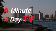 The wait is finally over! Today we released our first installment #SanDiegoWeek here at A Minute A Day TV. In this video we explore Bayshore Bikeway and one of it's many scenic views. Check it out by clicking the link below, https://youtu.be/CtdNUPoSOhU
