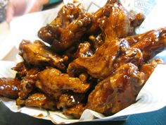 WingStop Teriyaki Chicken Wings