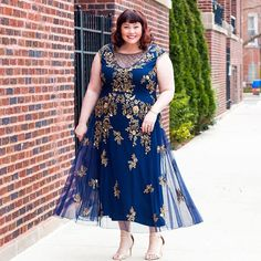 Plus Size Fashion for Women - Plus Size Wedding Guests