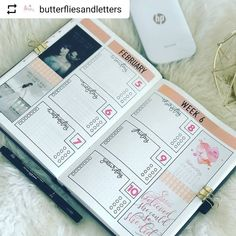 "Gefällt 1,151 Mal, 3 Kommentare - Bullet Journal features (@bujobeauties) auf Instagram: ""By @butterfliesandletters with @instatoolsapp ✨ Tag your photos with #bujobeauty for a chance to…"""