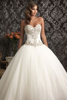 Ball Gown Dresses   Brides.com