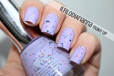 Yes Love Colour Speckled n°03  by www.ilfilodiarianna90.blogspot.com BirthFlowers