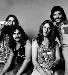 Black Sabbath foolin' around
