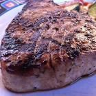 Recipe photo: Marinated tuna steak
