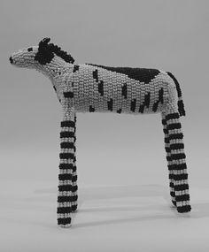 Beaded Animal, Kim Sacks Gallery, Johannesburg