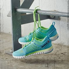 Ready to lace up those sneakers? #Reebok