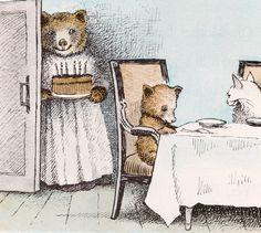Maurice Sendak--I just love Little Bear