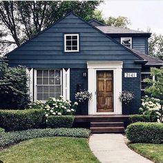 40 navy house exterior 2019 rh pinterest com photos of white house exterior photos of house colours exterior