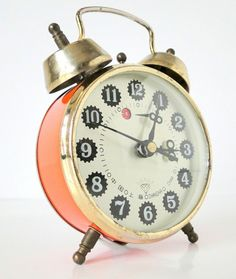 time to collect some clocks?