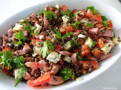 Le blog de Clementine: Salade auvergnate