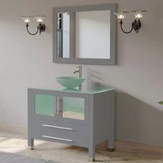 47 36 Bathroom Vanity Vessel Sink Ideas Vanity Bathroom Vanity 36 Bathroom Vanity