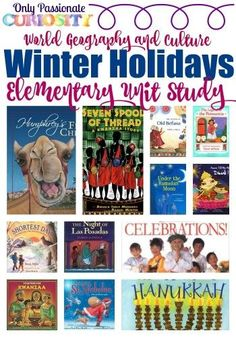 Grab this workbook and learn about world cultures, geography and traditions while getting into the holiday spirit! Fun Activities For Kids, Hands On Activities, Winter Fun, Winter Holidays, Holidays Around The World, Different Holidays, Bible Lessons, Kids Christmas, Gifts For Kids