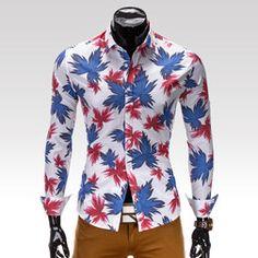 Košile Kieran bílá