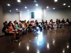 """Обучающий курс """"Революция гипопрессивных упражнений"""", Барселона 2016"""