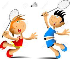 badminton cartoon nude draw - Recherche Google