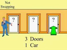 The Monty Hall Problem is a famous (or rather infamous) probability puzzle. Ron Clarke takes you through the puzzle and explains the counter-intuitive answer.     You can read more about this problem, and the controversy, on Marilyn Vos Savant's website www.marilynvossavant.com    A lot of people have commented that I should have used 67% rather...
