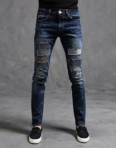 K-POP Men's Fashion Style Store [TOMSYTLE]  jig quilting P / Size : S,M,L / Price : 58.70 USD #mensfashion #Kpop #boy #fashion #unique #TOMSTYLE #OOTD #pants #jean
