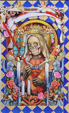 santa muerte - Google Search