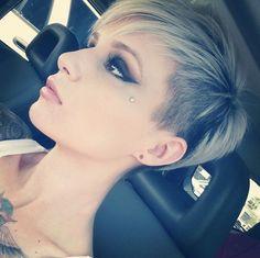 Op zoek naar een nieuw model voor je haar? Bekijk deze 15 blonde beeldschone korte kapsels en maak die kappersafspraak! - Pagina 4 van 15 - Kapsels voor haar