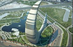 Amazing Hospital in Dubai