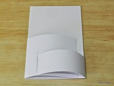 Beccy's Place: Tutorial: Bendy Cards