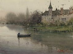 ATIST I Joseph Zbukvic I Watercolor