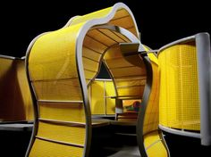 The Chameleon Workplace michael jantzen | Archinect