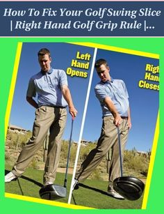 How To Fix Your Golf Swing Slice | Right Hand Golf Grip Rule | Golf Grip Left Hand | How To G... | How To Fix Golf Swing Slice | Sudden Loss Of Power In Golf Swing | Golf Slice Vs Hook | Things To Remember When Playing Golf. Though there are a couple of contributing elements to why somebody slices the ball, the swing path is normally the greatest culprit. We usually see the trainee start their ... #golflife #Perfect Golf Swing
