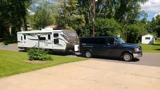 Towing travel trailer NV 3500HD SL - Nissan NV 3500 HD - Nissan NV ...